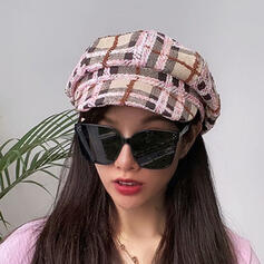 Women's Glamourous/Charming/Vintage/Artistic Cotton With Flax Beret Hats