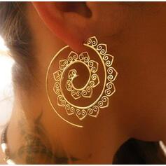 Alliage Boucles d'oreilles