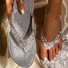 Femmes Suède Similicuir Talon plat Sandales Chaussures plates À bout ouvert Escarpins Tongs Chaussons avec La copie Animale Couleur unie chaussures