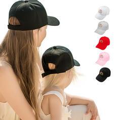 Dames/D'enfant/Femmes Beau/Charmant/Simple Coton Casquette de baseball