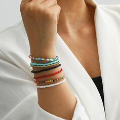 Romantique Femmes Dames Bracelets 7 PCS