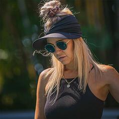 Women's Simple Polyester Beach/Sun Hats