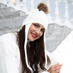 Women's Simple Fabric Floppy Hats