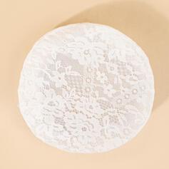 Dames/Femmes Unique/Simple Coton/Polyester Béret Chapeau
