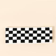 Dames/Femmes Unique/Simple Polyester Chouchous/Bandeaux
