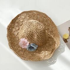 Unique/Simple Papyrus Chapeau de paille/Chapeaux de plage / soleil