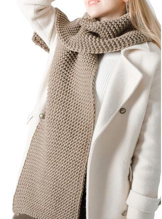 Striped Warm/Soft Scarf