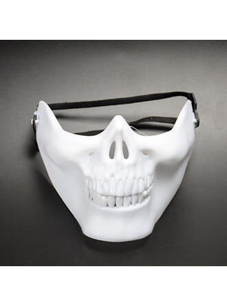 Vintage Horrifying Exotic Halloween Ghost Trick or Treat PVC Halloween Props Mask