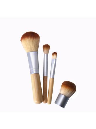 4 PIÈCES Ensembles de pinceaux de maquillage