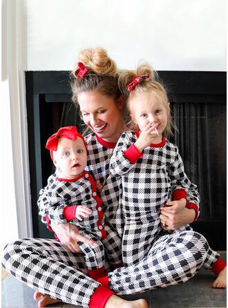 Plaid Inmprimé Tenue Familiale Assortie Pyjama De Noël