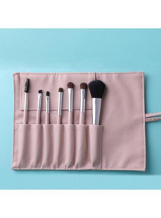 7 PCS Facile Classique Ensembles de pinceaux de maquillage